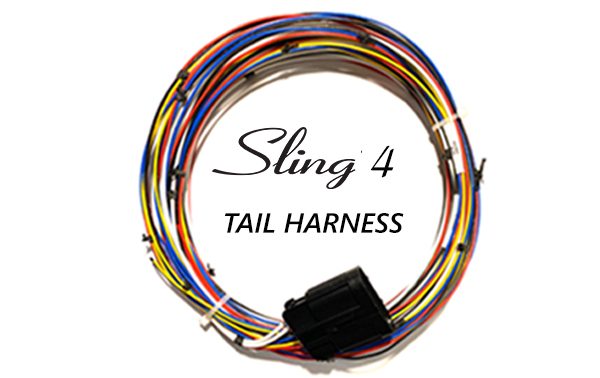 Sling 4 Tail Harness